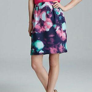 Kate Spade watercolor pencil skirt